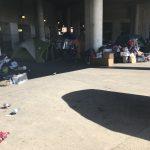 Homeless camp in Chicago, IL www.hypertexto.com Author: Rainier Márquez Lisil