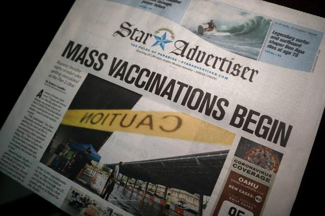vacuna del coronavirus en estados unidos