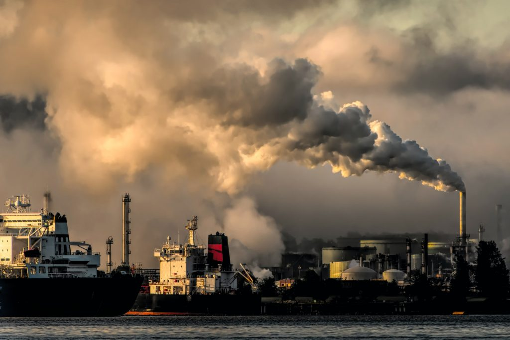 Muertes por contaminación ambiental