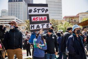 racismo contra asiáticos en EEUU
