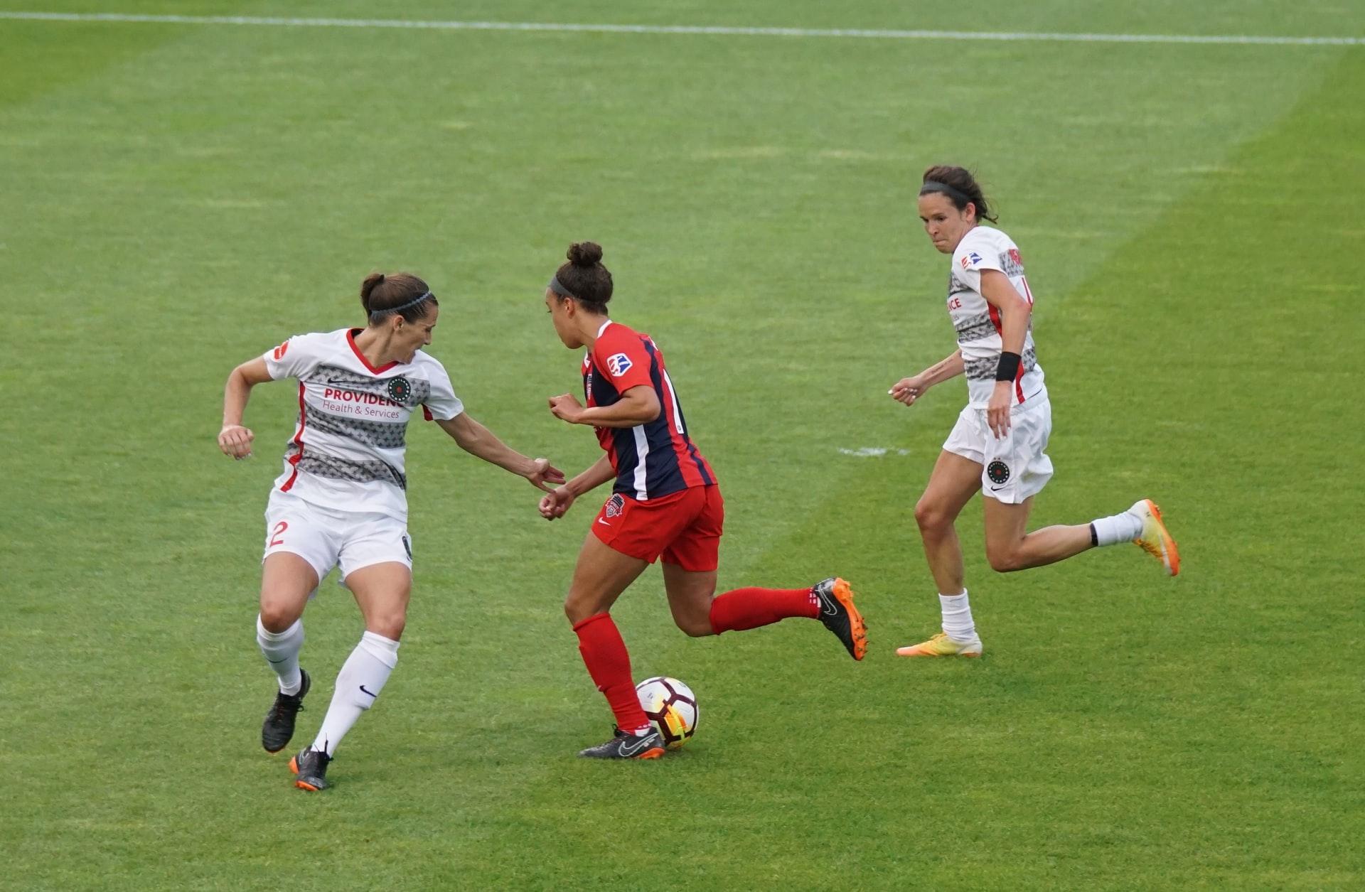 deportes solo para mujeres